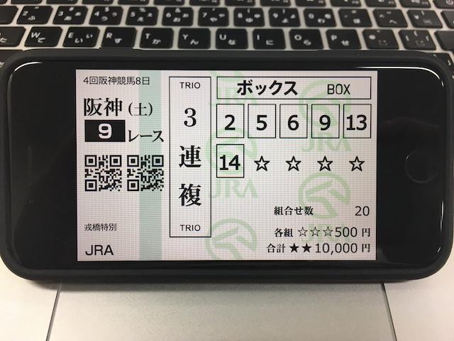 コイン馬券1