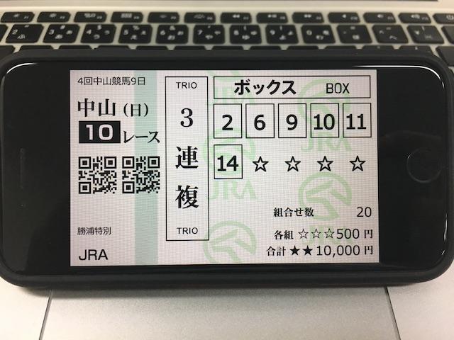 コイン馬券3
