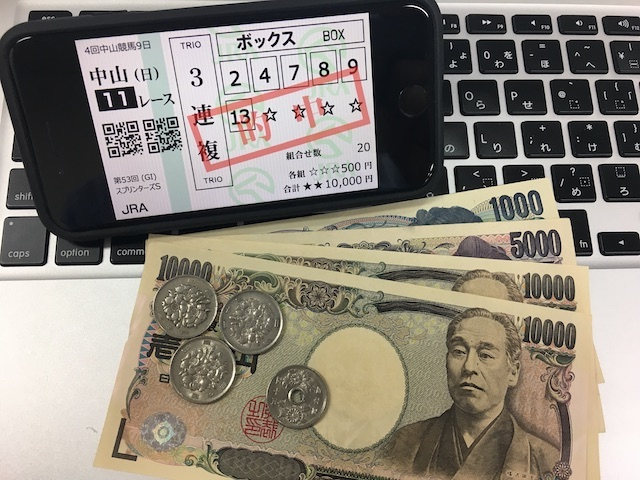 コイン馬券4