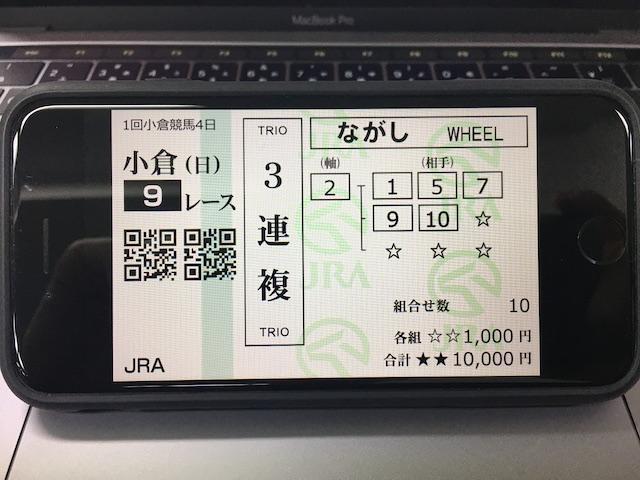 勝馬の栞馬券0126