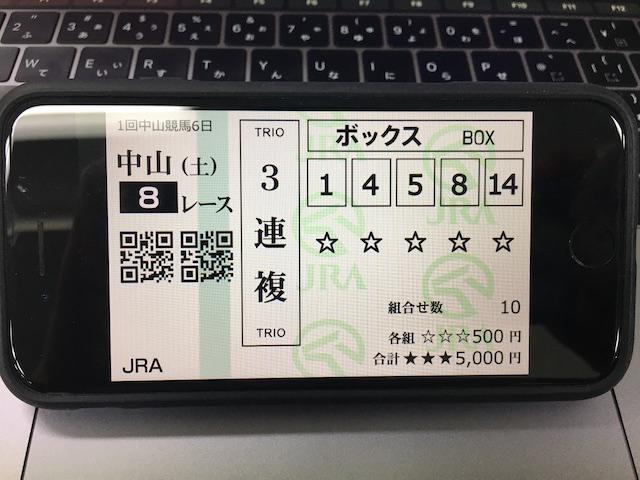 MUTEKI馬券0118
