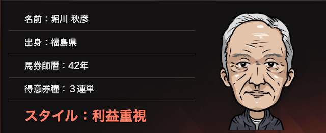 的中総選挙の堀川 秋彦