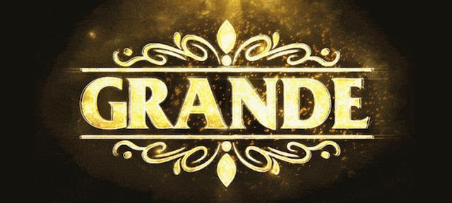 グロリアの有料情報GRANDE