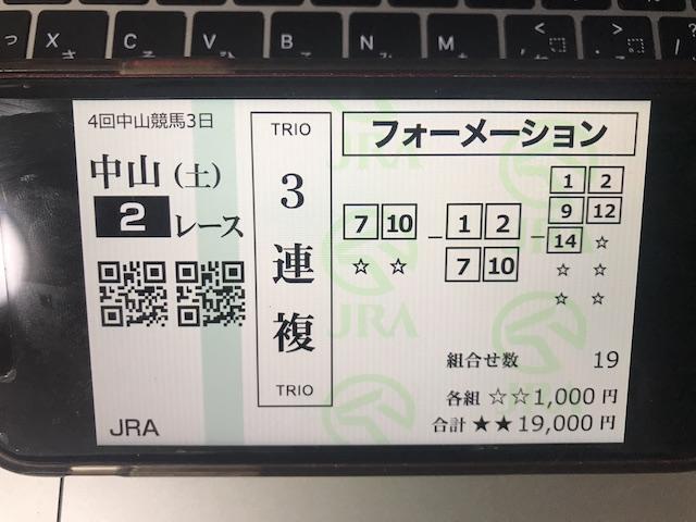 競馬報道.comの無料情報馬券0919
