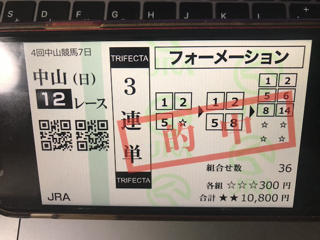 ファイナルホースの無料情報馬券0927_4